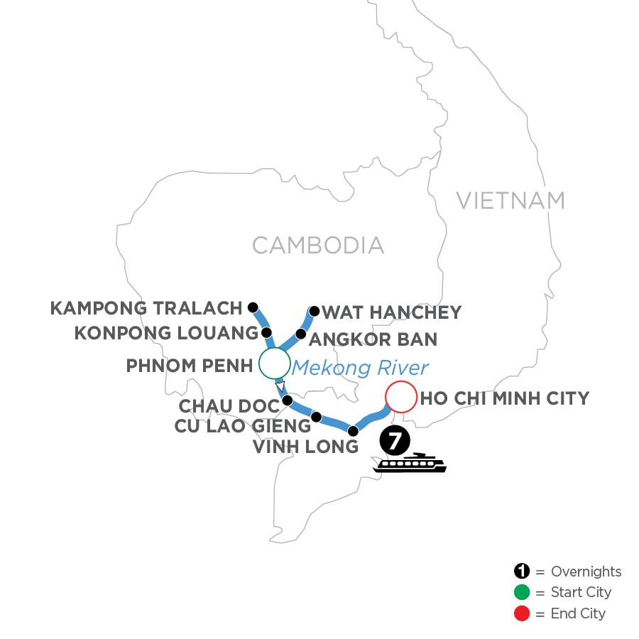 WSH 2023 Map