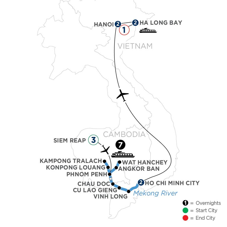 WSII 2023 Map