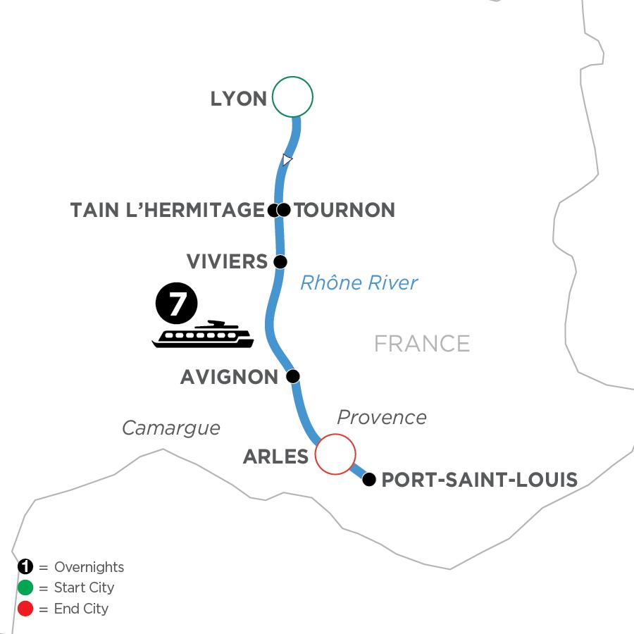 WYL 2023 Map