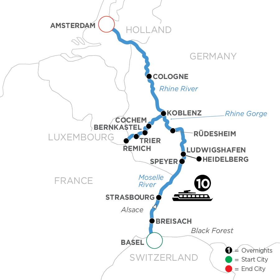 WZH 2023 Map