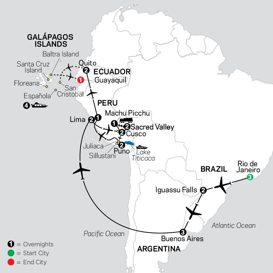 Ultimate South America
