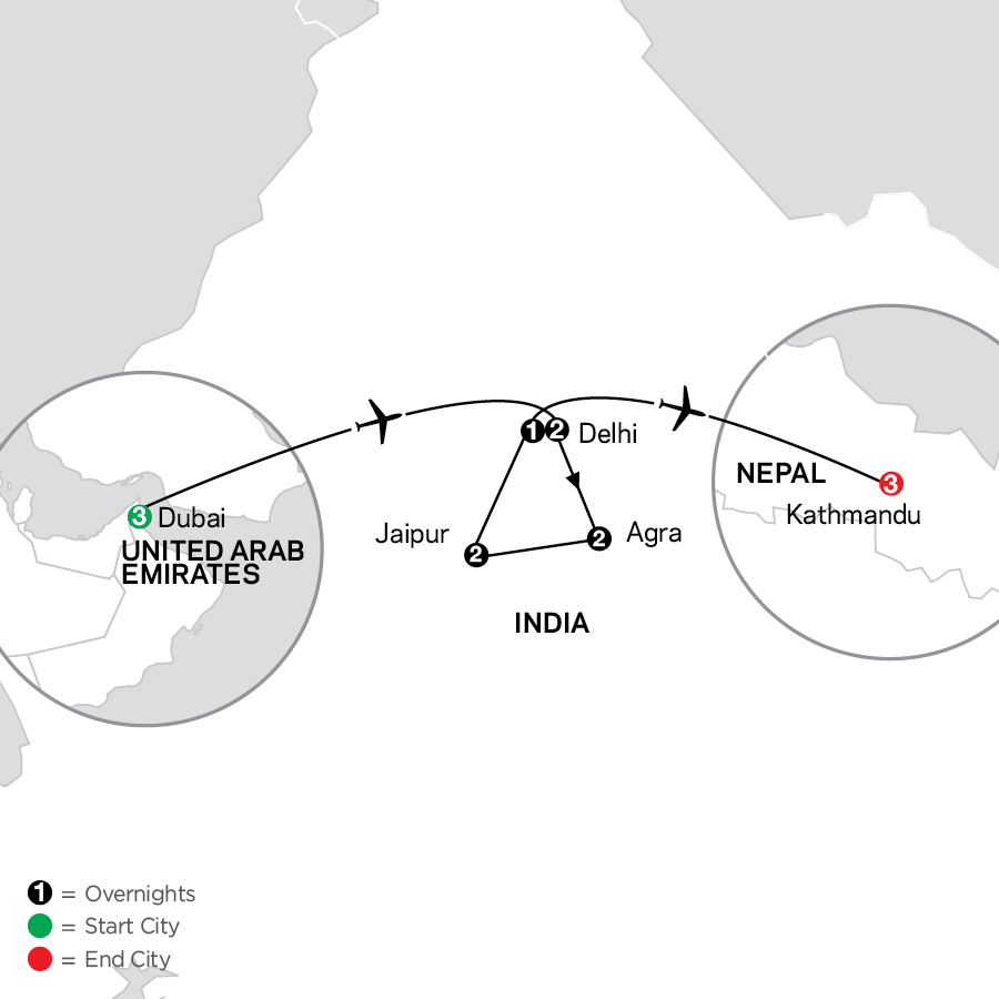 India's Golden Triangle