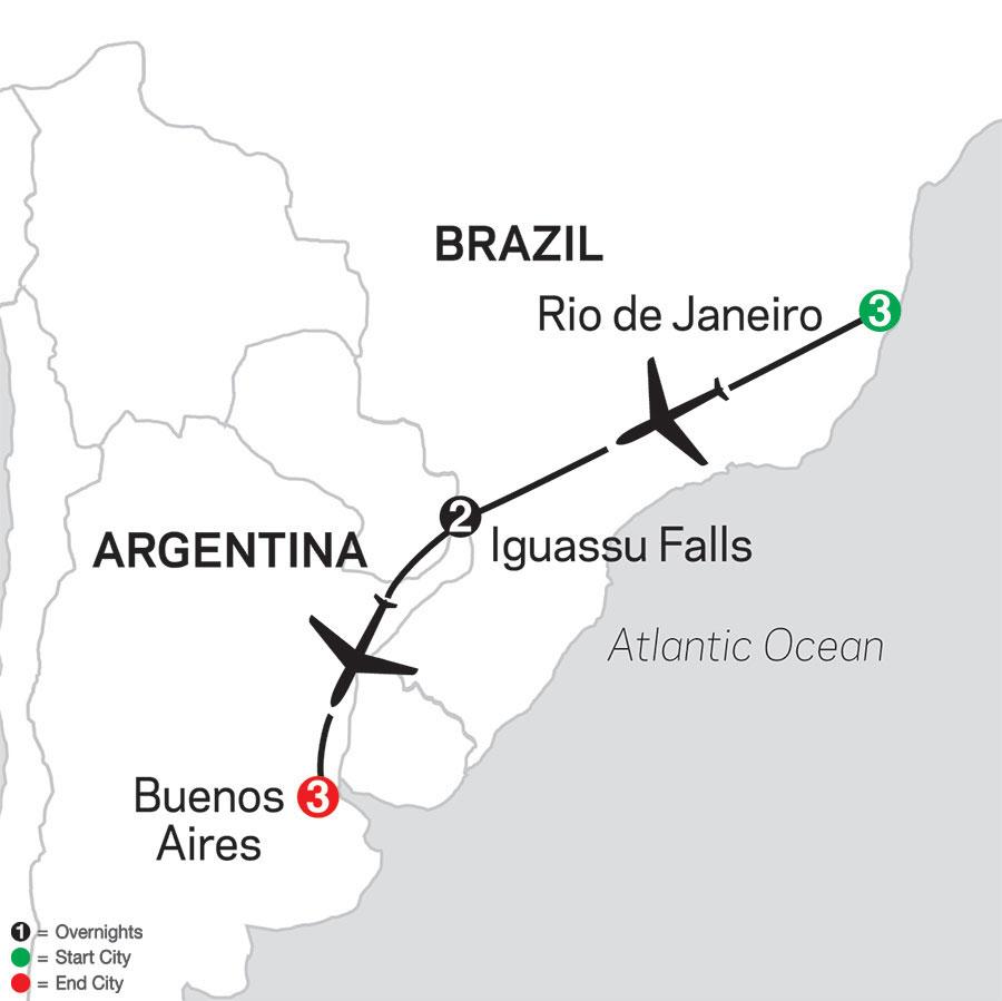 1000 2021 Map
