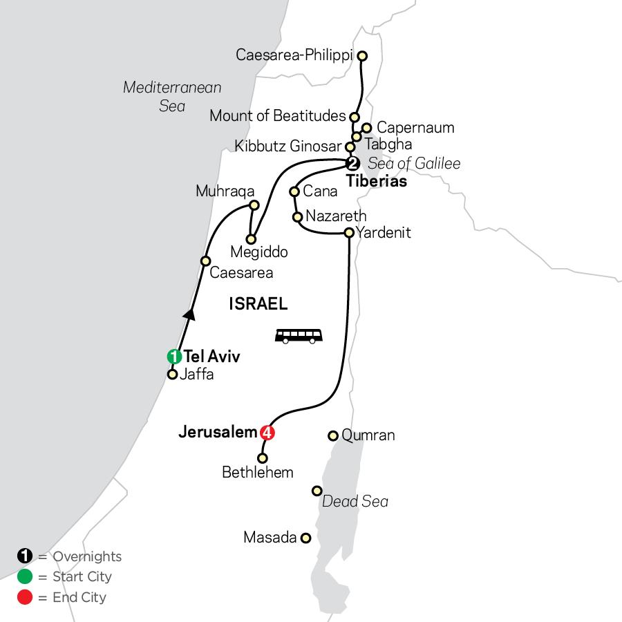 5340 2023 Map