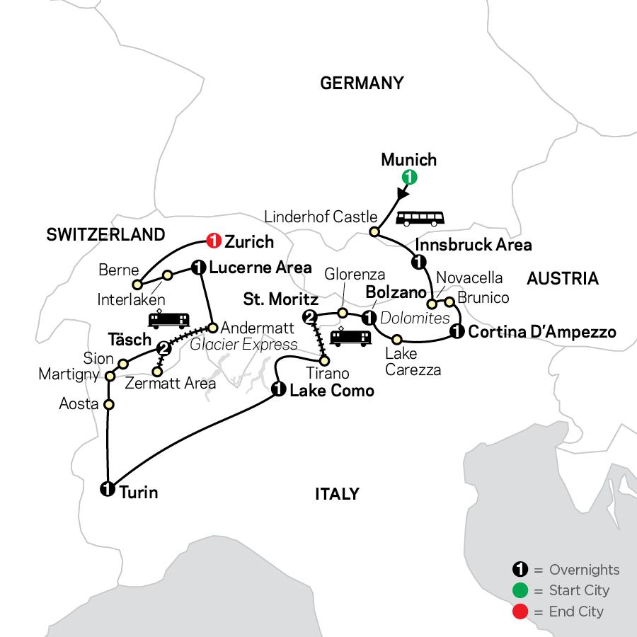 6060 2023 Map