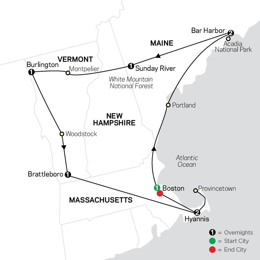 8100 2023 Map