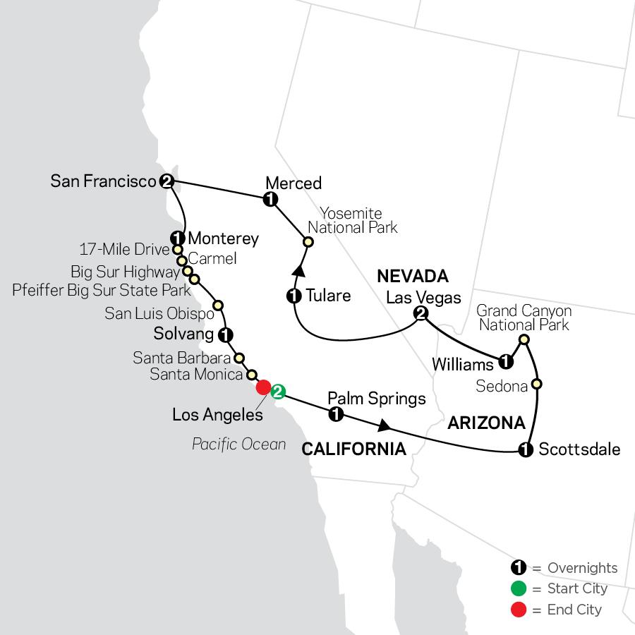 8500 2023 Map