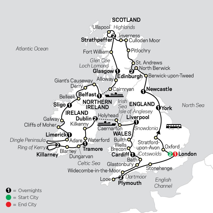9090 2023 Map