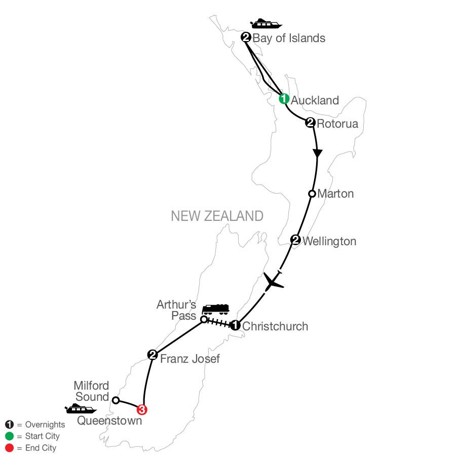 PN Map