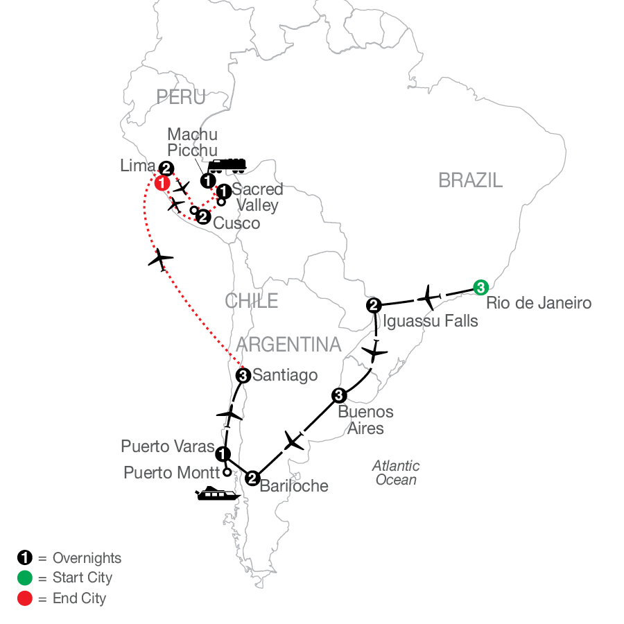 South American Odyssey with Peru