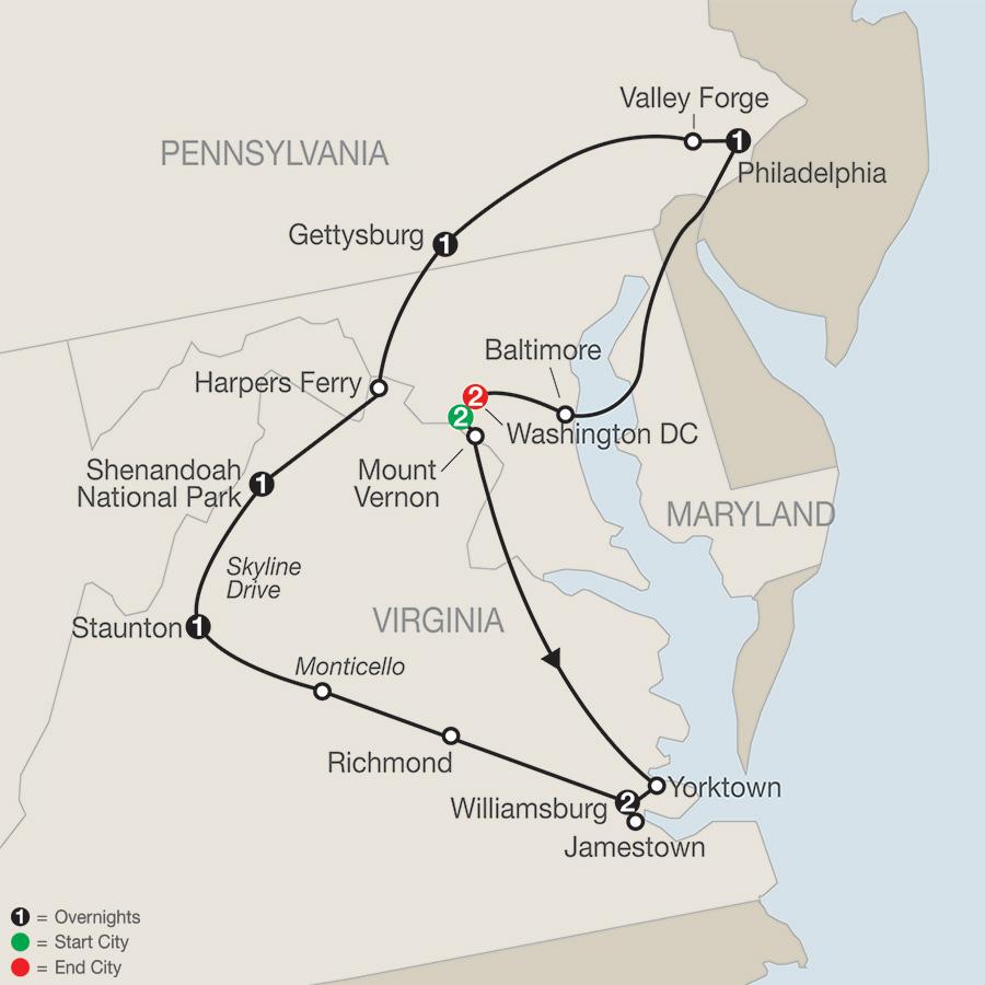 100 Map Washington Dc Maryland Virginia  Zoo Map Smithsonian