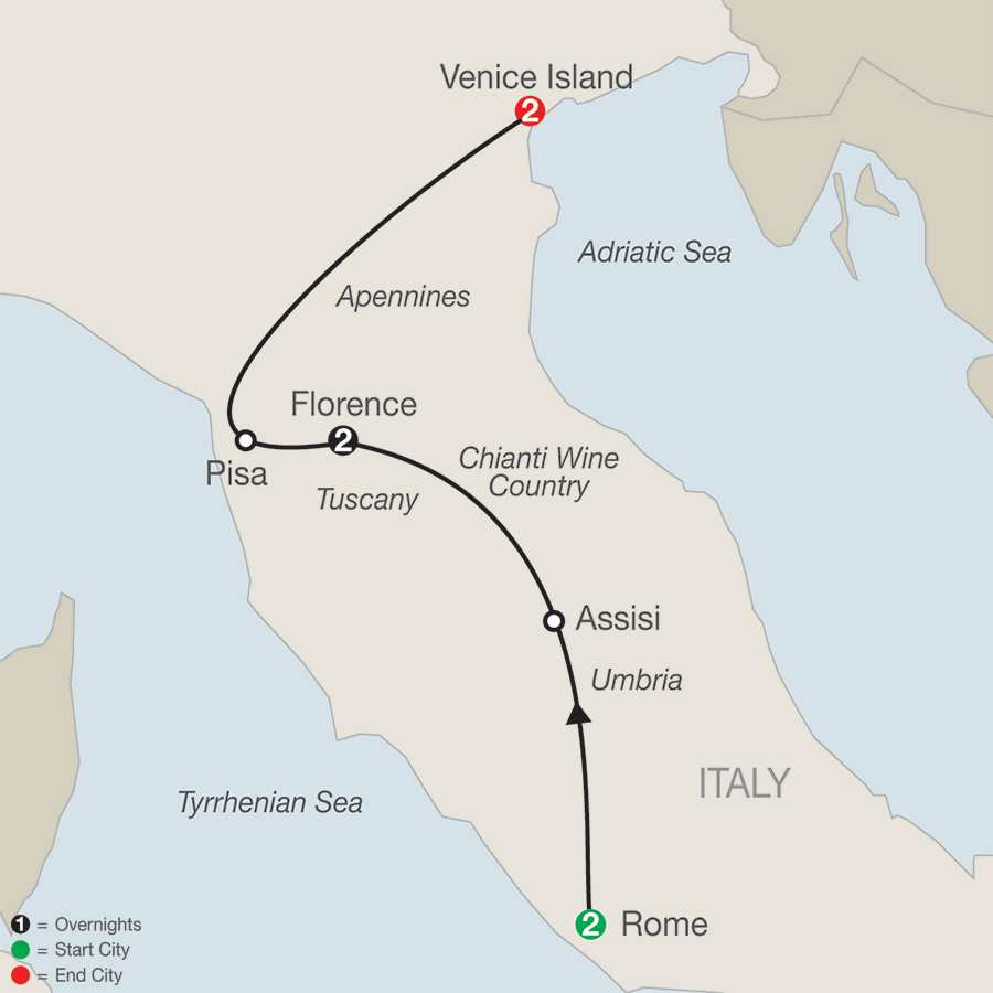 Italy Winter Tour Package Globus - Italy tour