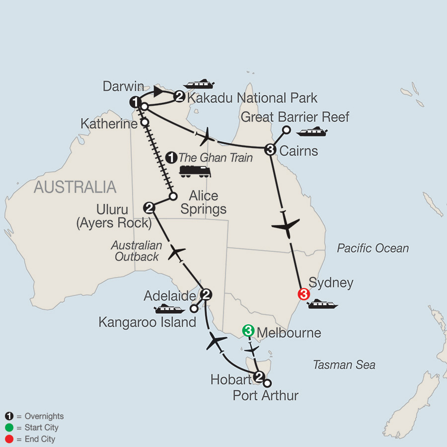 Sydney Travel Quotes: Globus Tours: Exploring Australia (PX2018) (PX-2018