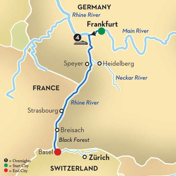 Resultado de imaxes para frankfurt to strasbourg