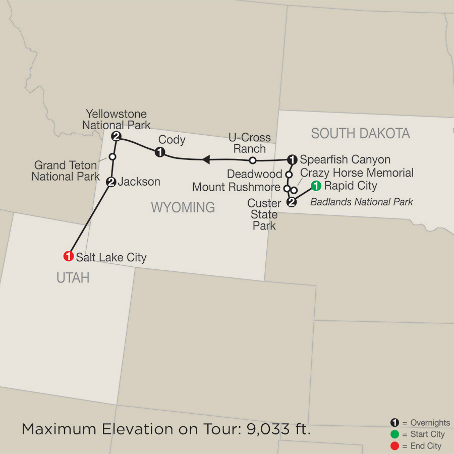 western united states tour - globus® national parks tours