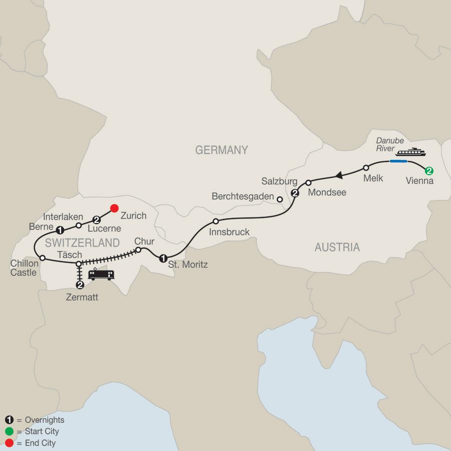 Austria Tour | Tour Switzerland - Globus® Escorted Tours