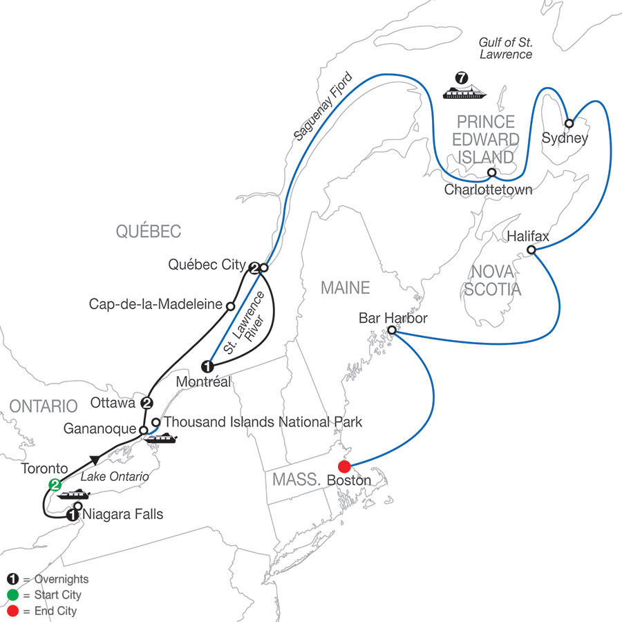 CCI 2021 Map