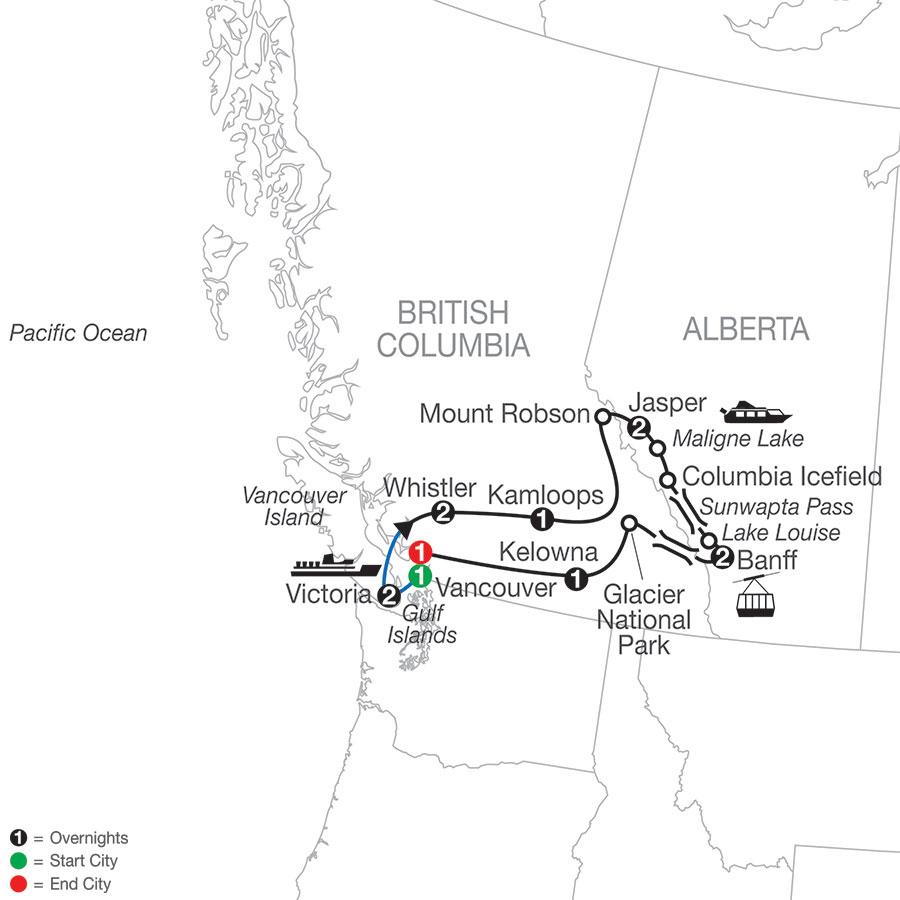 CG 2021 Map