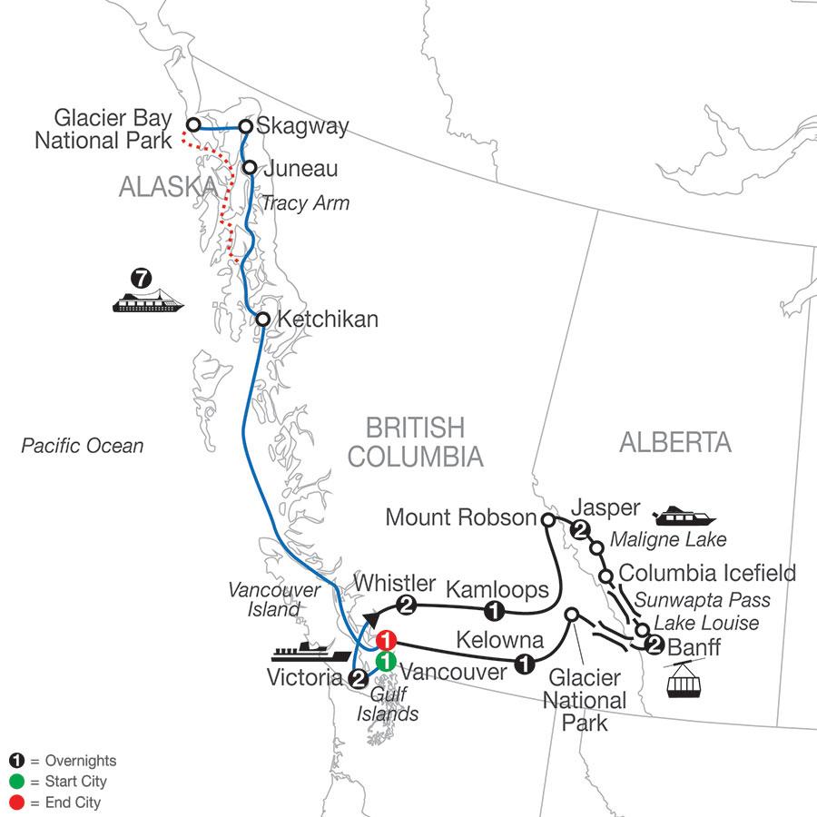 CGI 2021 Map