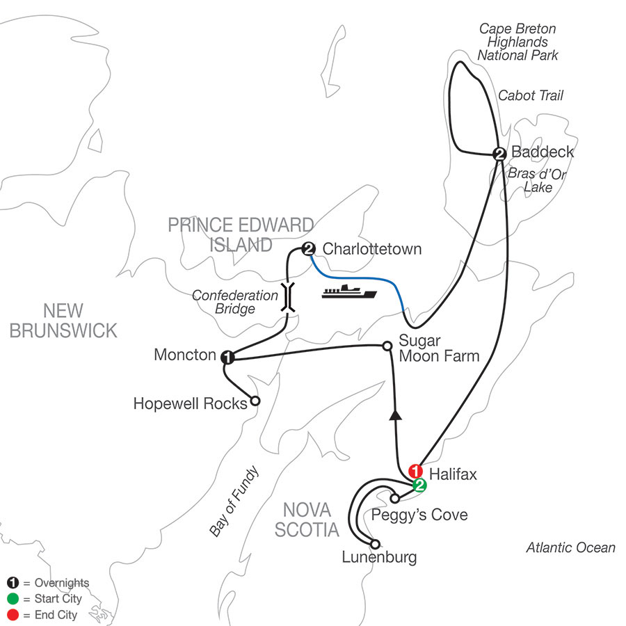 CH 2021 Map