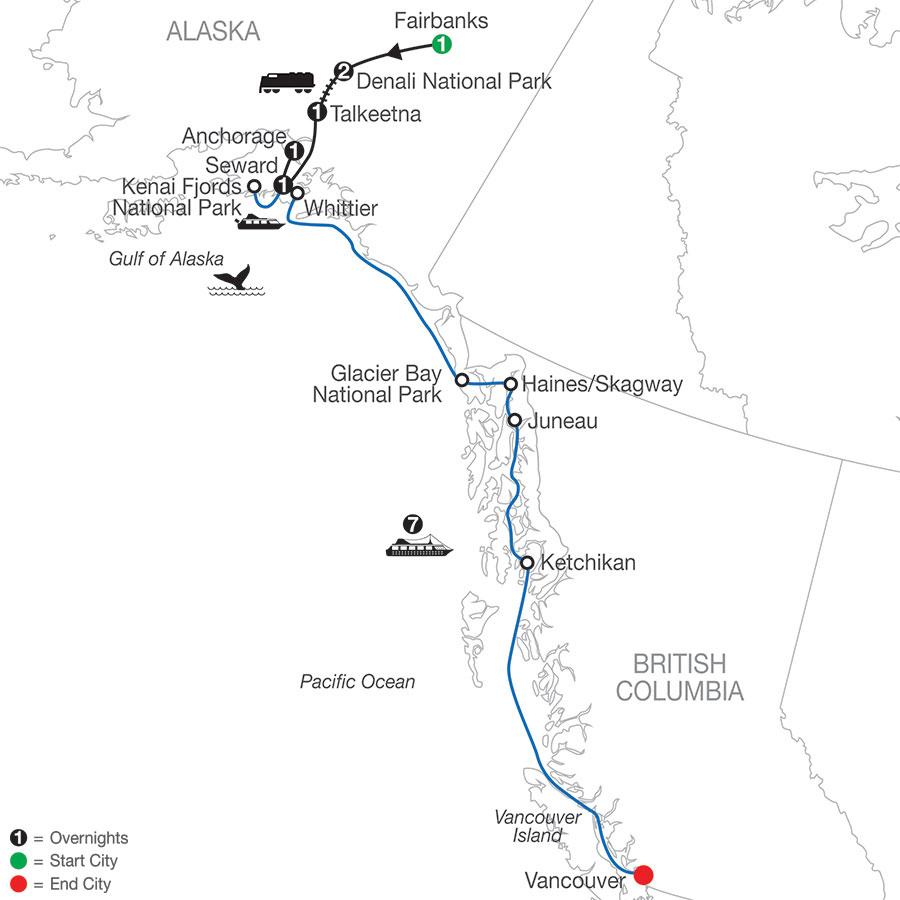 CKI 2021 Map
