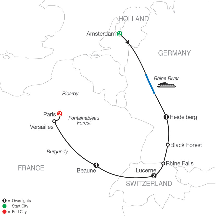 HD 2021 Map