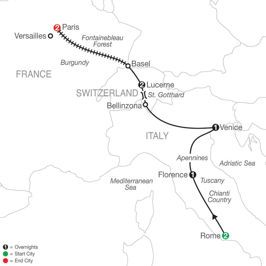 HF 2021 Map