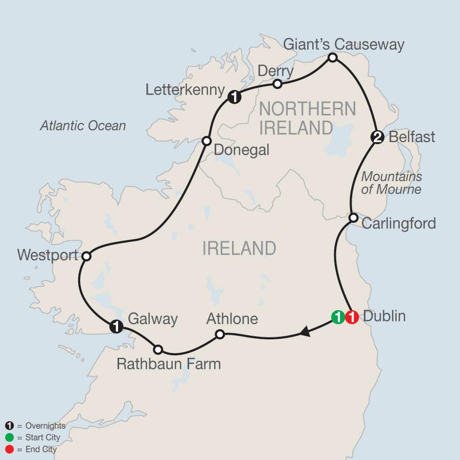 KANX 2021 Map