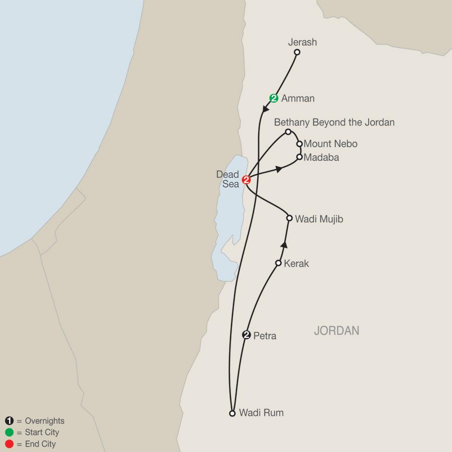 KQD 2021 Map