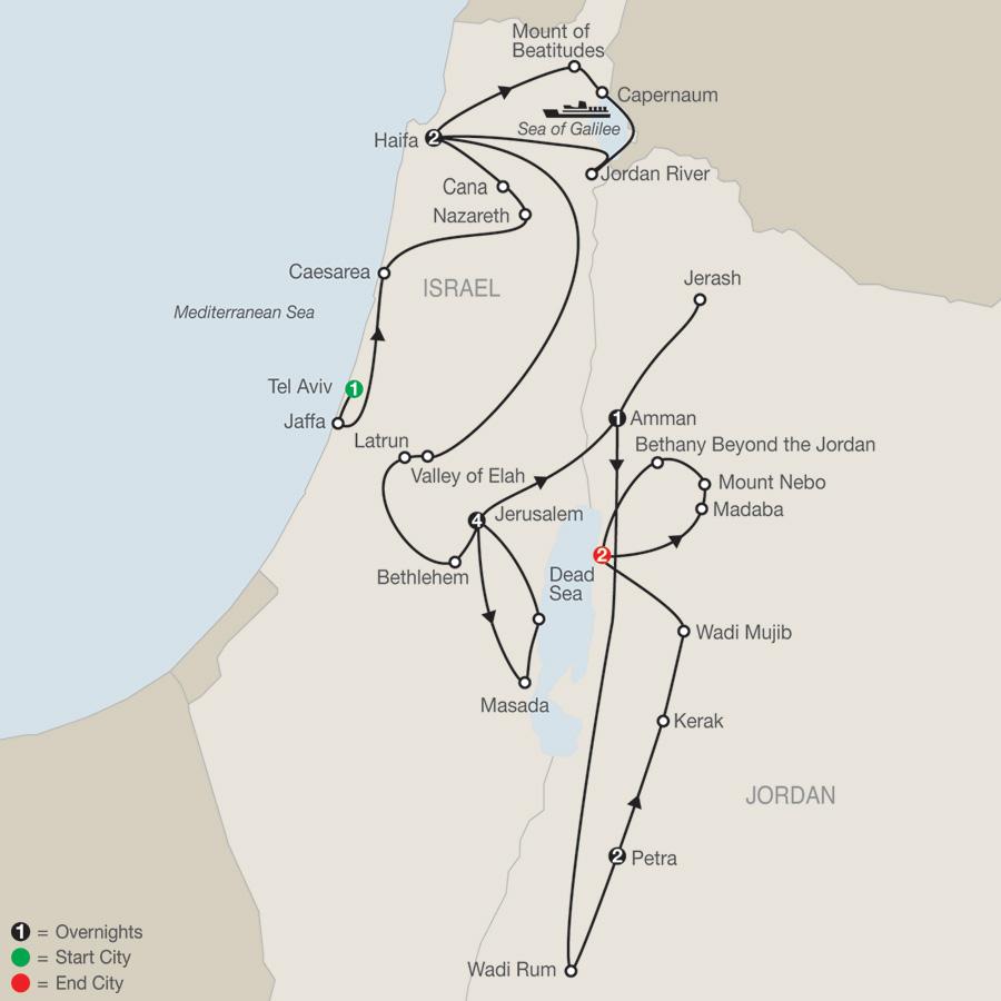 KQE 2021 Map