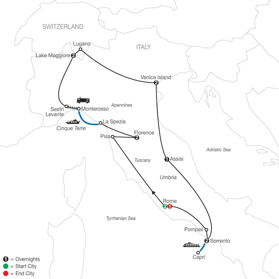 LI 2021 Map