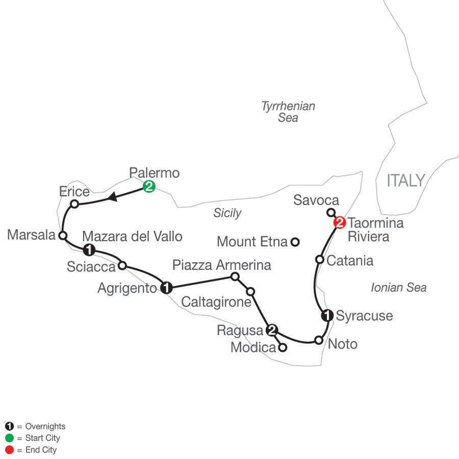 LP 2021 Map