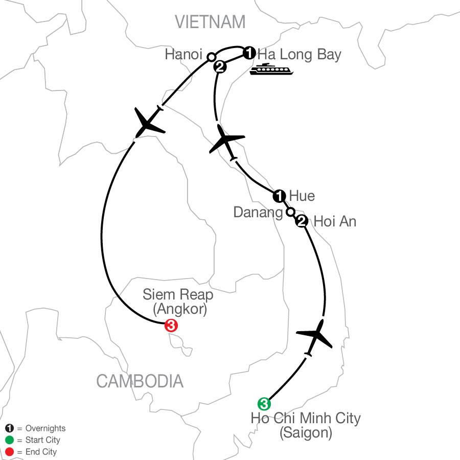 OV 2021 Map