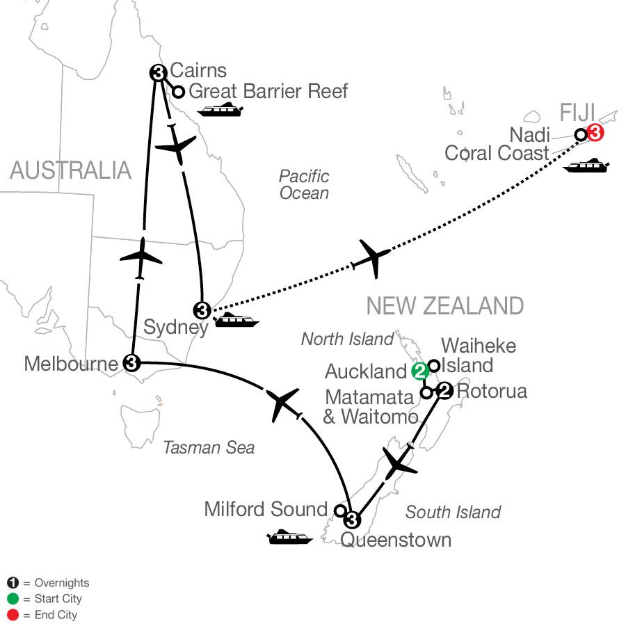 PKE 2021 Map