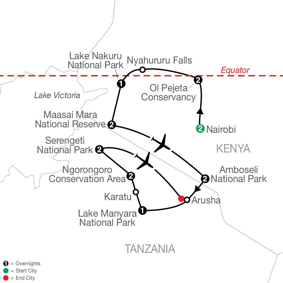 QBQ 2021 Map