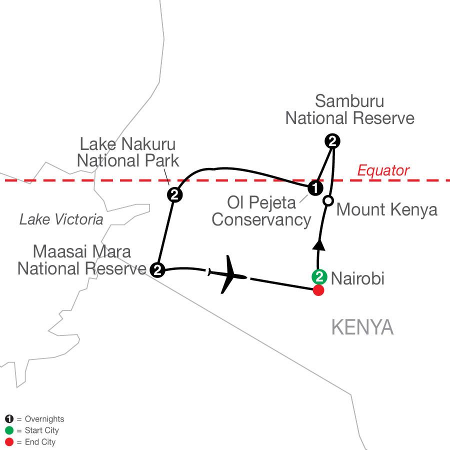 QKQ 2021 Map