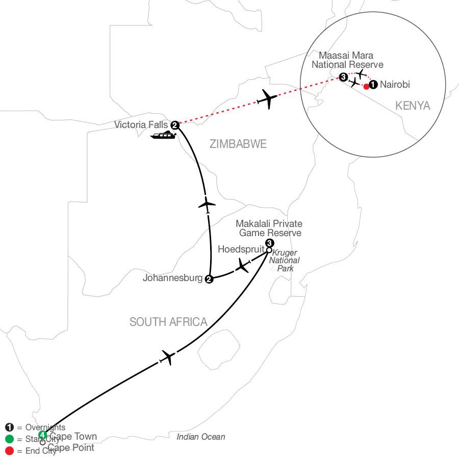 QSE2 2021 Map