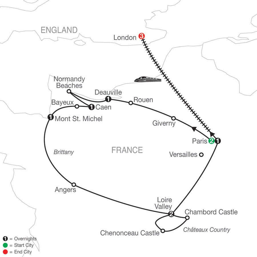 RCE 2021 Map