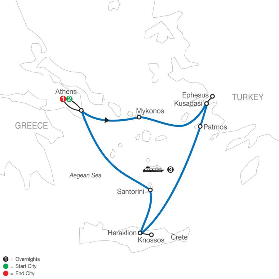 RK 2021 Map