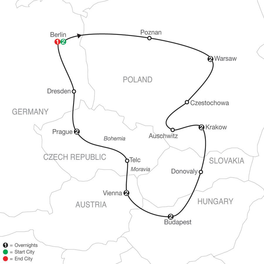 RO 2021 Map