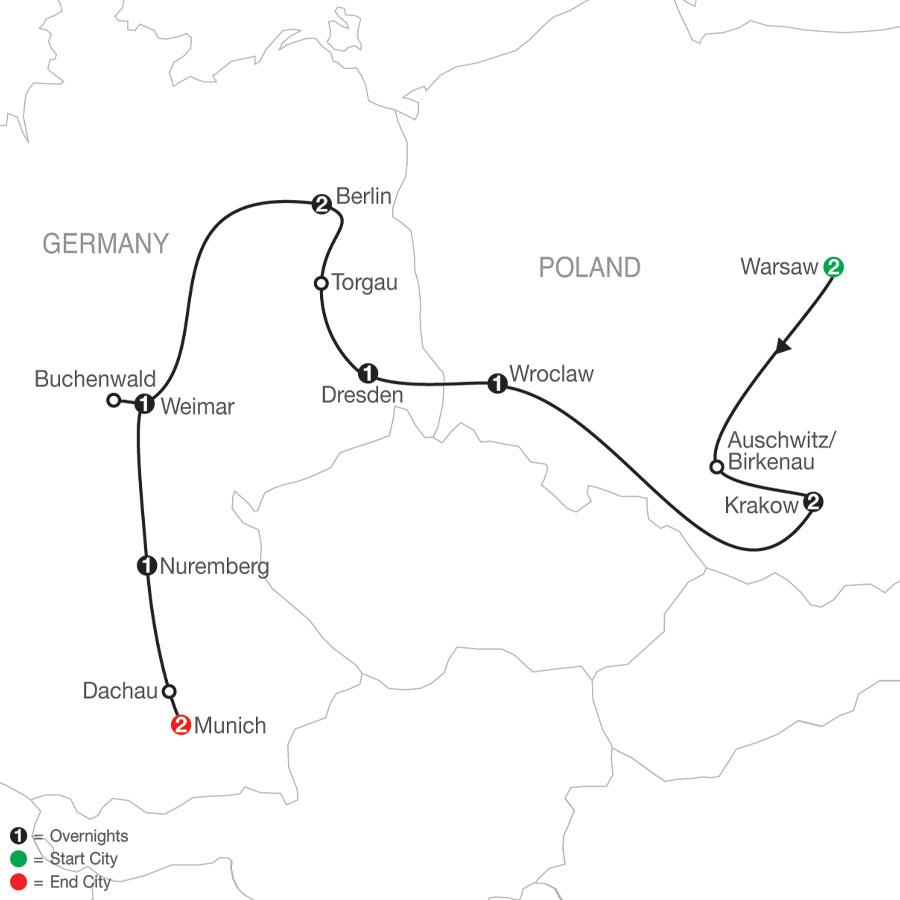 RV 2021 Map