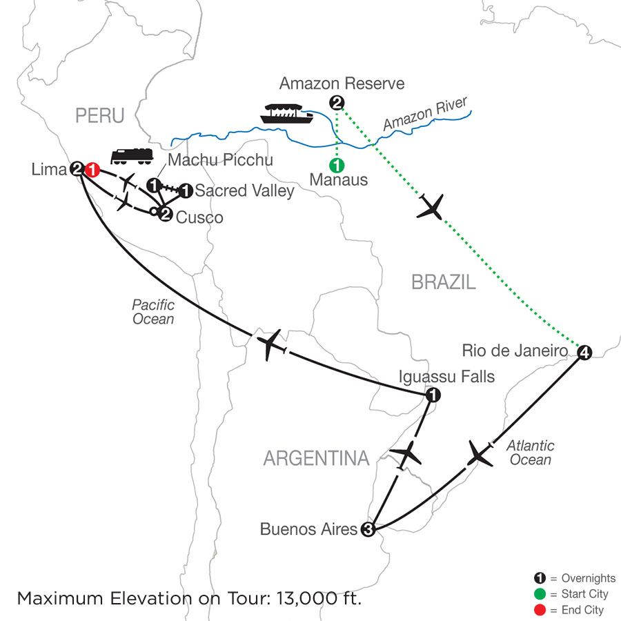SAQ 2021 Map
