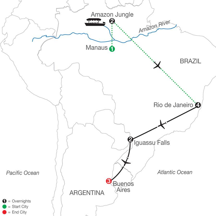SBQ 2021 Map