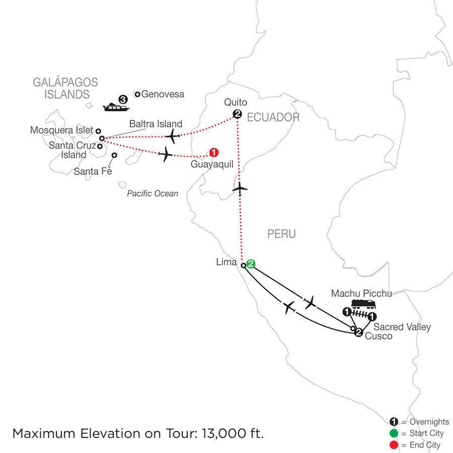 SOE 2021 Map