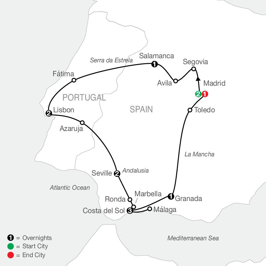 ZW 2021 Map