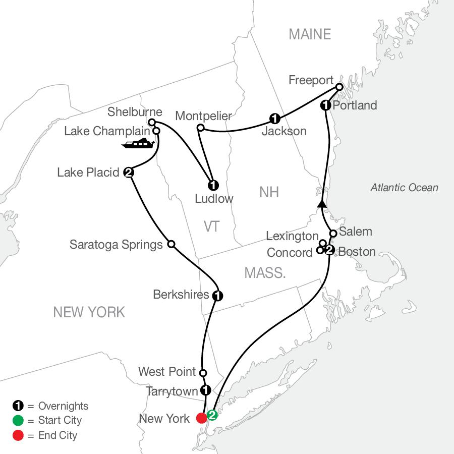 AEQ 2022 Map