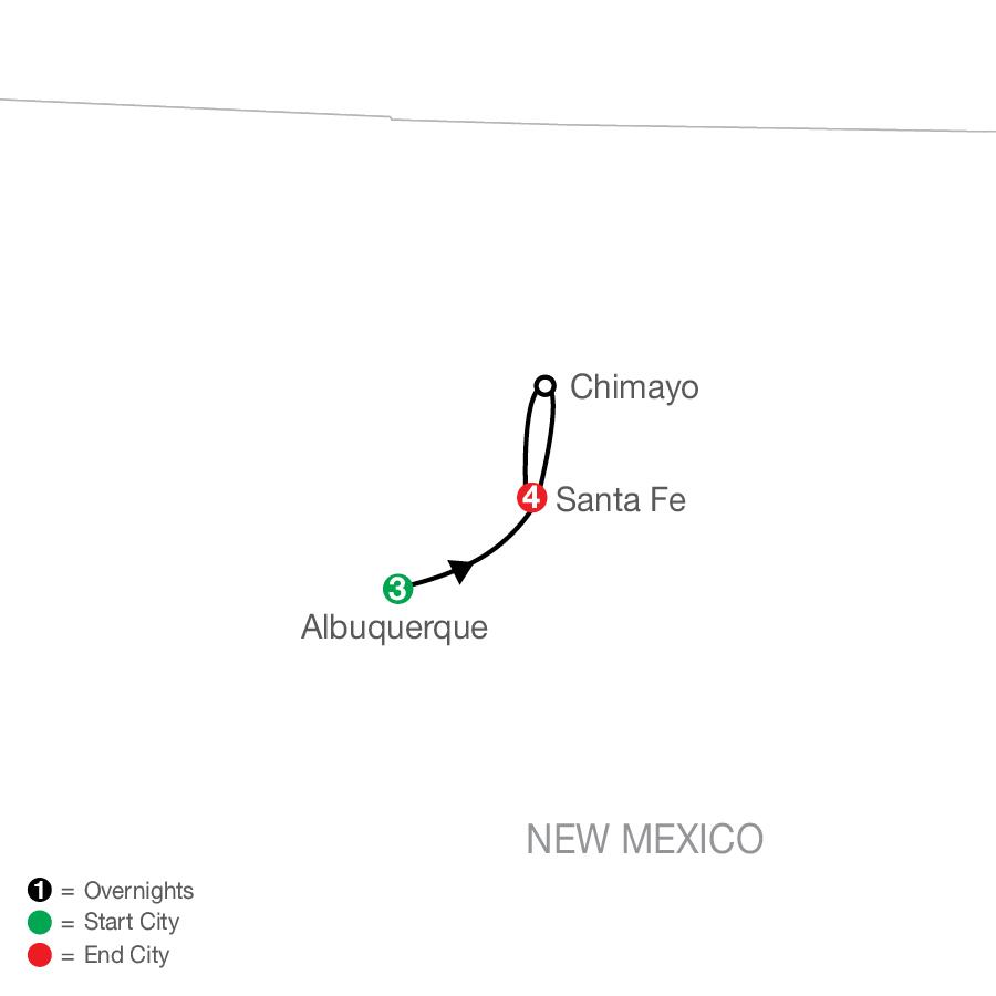 AFE 2022 Map