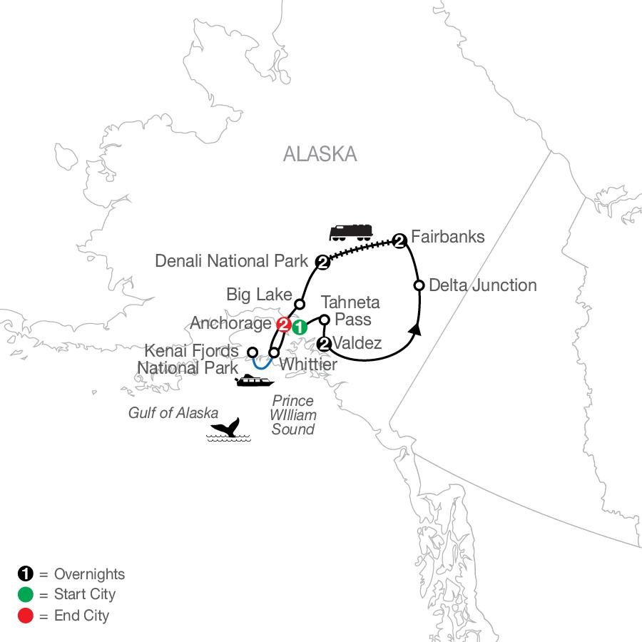 AJ 2022 Map