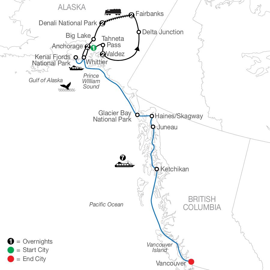 AJI 2022 Map