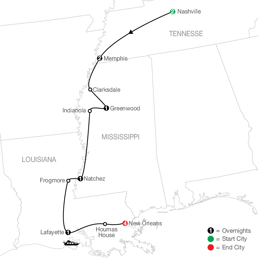 ASE 2022 Map